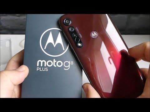 Moto G8 Plus. Kolejny Smartfon Od Motoroli