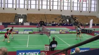 MD Final [1] Jae Hwan Kim/ Jung Ho Kim Korea vs/ [3/4]Jong Woo Choi /Seung Jae Seo Korea part 2