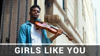 Baixar Maroon 5 | Girls Like You (feat. Cardi B) | Jeremy Green | Viola Cover