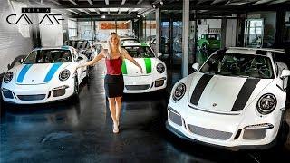 Diese Porsche Sammlung wird dich umhauen! 911R, GT3RS |Teil1