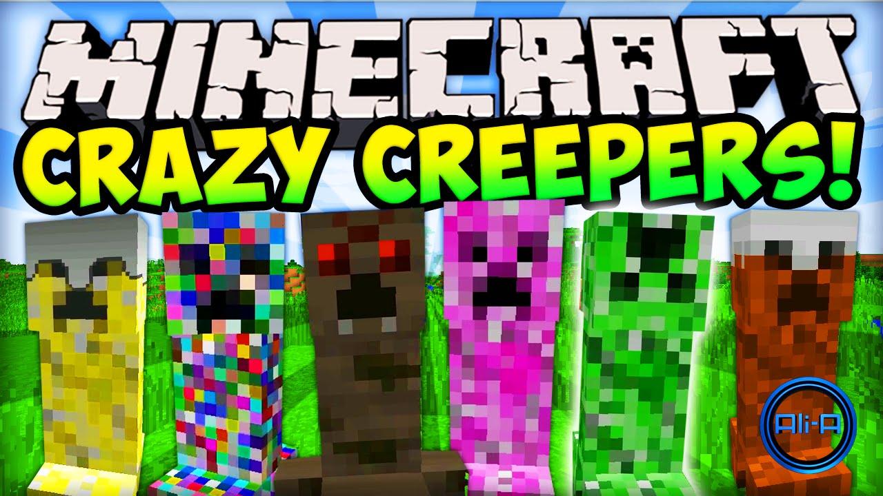 Creeper Craft Minecraft Server