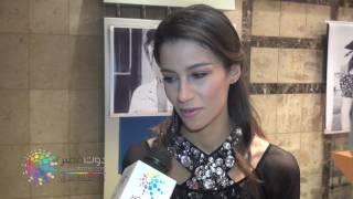 فيديو| نادية خيري تتحدث عن تجربة تقديم مهرجان