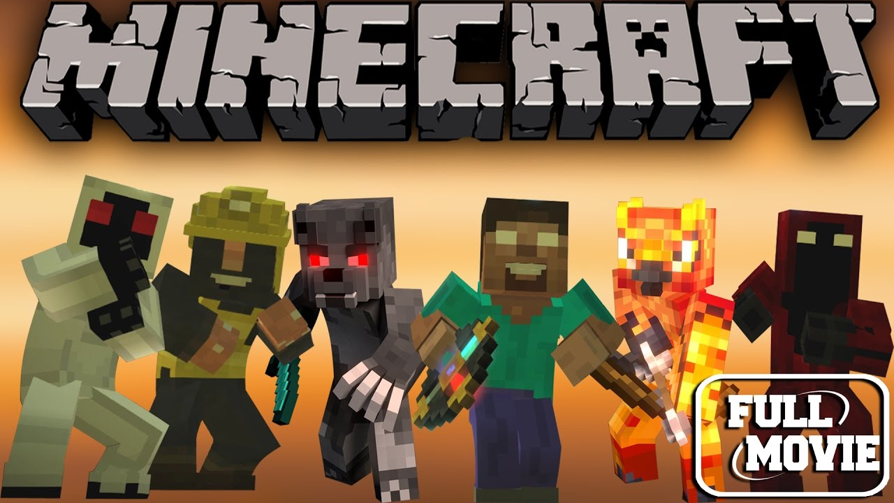 Mega Walls Full Movie - Minecraft Animation