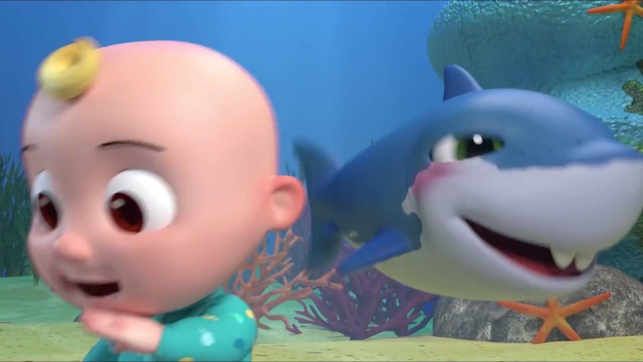 اغنية طفل القرش اغاني اطفال Baby Shark In Arabic A29d1b22307