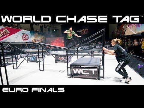 WCT PRO 2GO Euro Championship Final - Blacklist v UGen