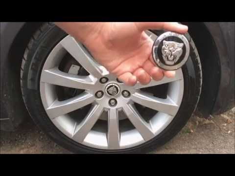 How To Remove and Install Alloy Wheel Centre Badge Caps