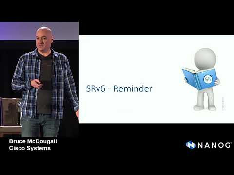 SRv6 Technology And Deployment Use-Cases