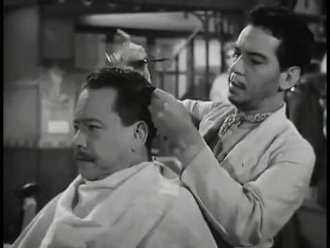 Cantinflas peluquero