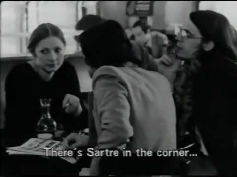 Jean Pierre Leaud Sartre The Mother And The Whore 1973