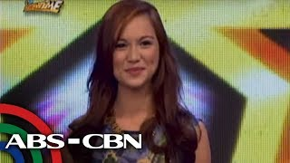 It's Showtime: Coleen's double gets clumsy on 'Showtime' stage
