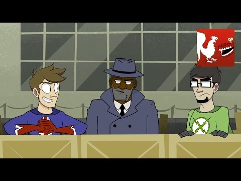 X-Ray & Vav: Season 2, Episode 4 - Coal & Order | Rooster Teeth