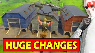 *NEW* Fortnite: HUGE UPDATE! DUSTY RETURNING + TILTED TOWERS MAP CHANGES, GETAWAY GAMEMODE + MORE