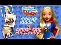 ОБЗОР SUPER GIRL | DC SUPER HERO GIRLS| СТОП МОУШЕН