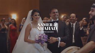Dubai Wedding Highlights | Samer and Shahad