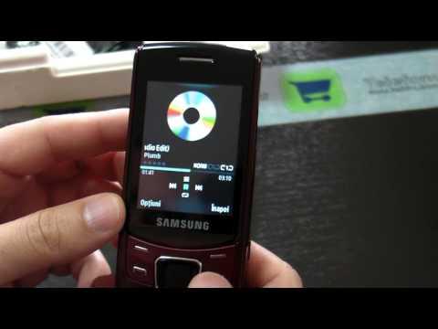 Samsung C6112 Review HD ( in Romana ) - www.TelefonulTau.eu -