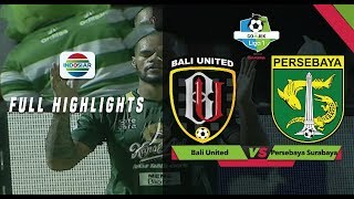 Download Video Bali United (2) vs (5) Persebaya Surabaya - Full Highlights | Go-Jek Liga 1 Bersama Bukalapak MP3 3GP MP4