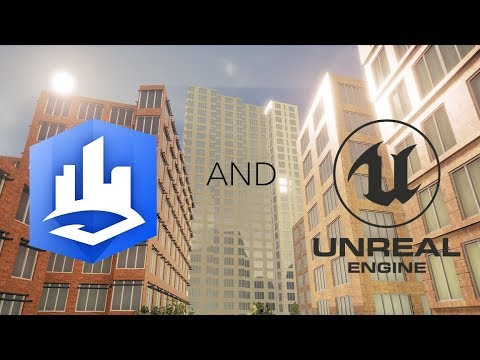 CityEngine: High-end architectural visualization with Unreal Engine