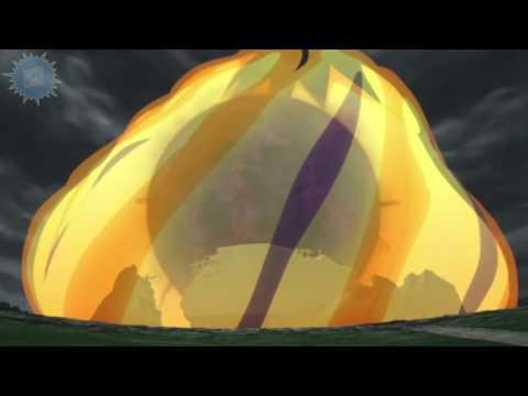 Naruto & Sasuke VS Momoshiki