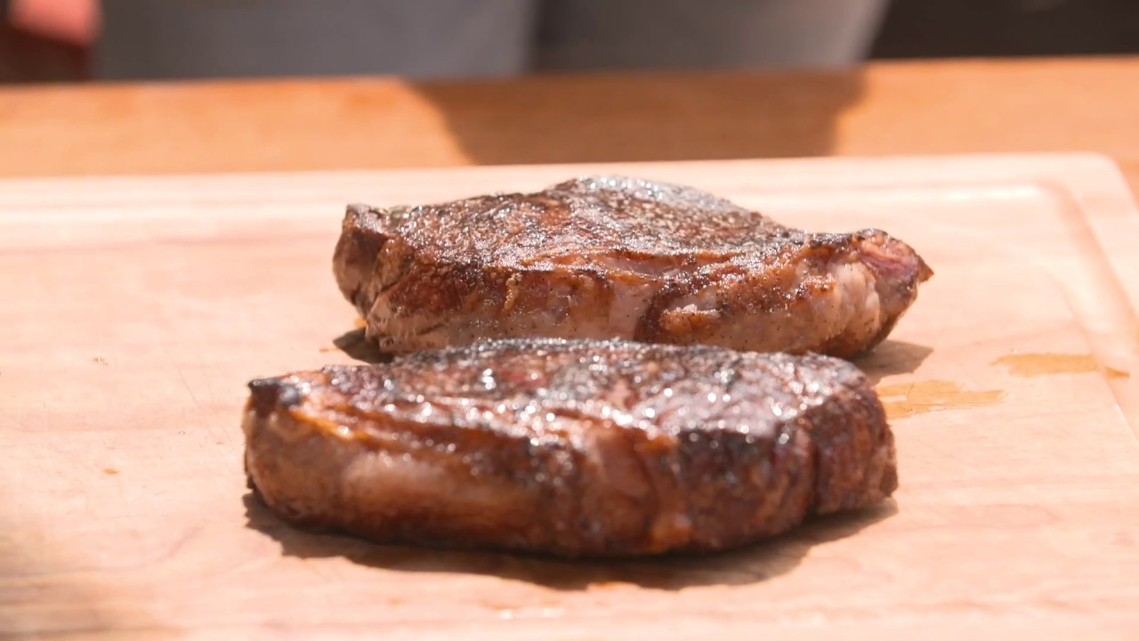 Recipe of the Week (NY Strip Steak from Flannery Beef)