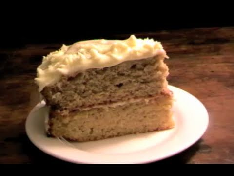 HOW TO MAKE THE BEST BANANA CAKE - with Citrus Cream Cheese Icing ...
