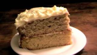 How To Make The Best Banana Cake - With Citrus Cream Cheese Icing