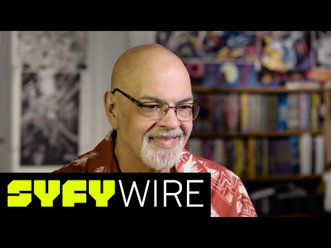 Wonder Woman Artist George Perez on The New Teen Titans and the Titans TV Show | SYFY WIRE