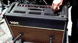 review of vox ac30 guitar amp british 2x12 combo amp