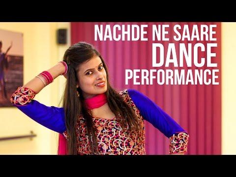 Nachde ne saare dance choreography | Baar...