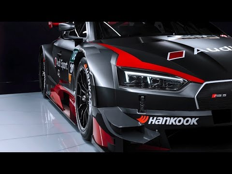 2017 Audi RS5 DTM Racer