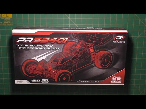 PR RC SB401 Quick Unboxing  and Build