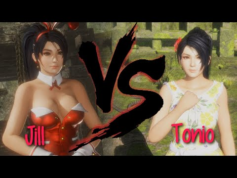 IT'S MOMIJI TIME!! DOA6 ONLINE MATCHES Ft. Tonio~ (Mirror Matches with MOMIJI) ~ Project-JILL- ggs!!