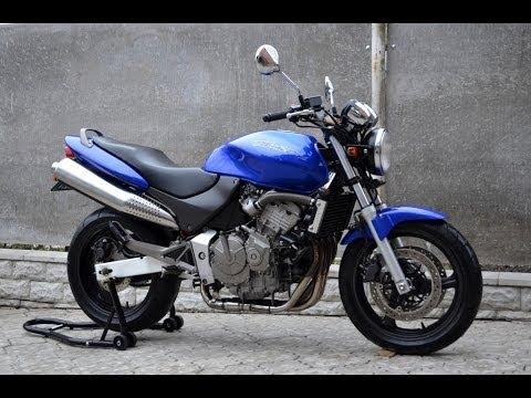 honda hornet 600, 1998 - moto-italy - youtube