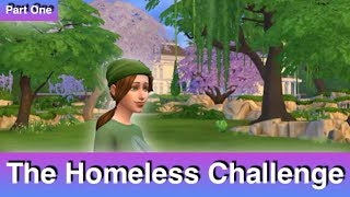 The Sims 4: Homeless Challenge // Lynn