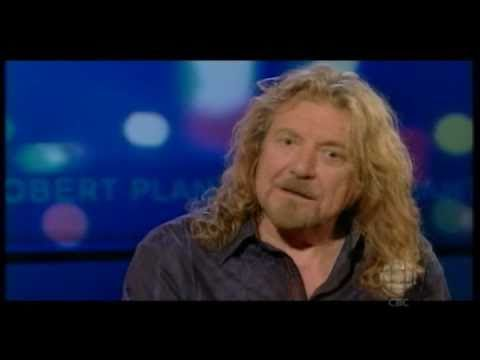 Robert Plant interviewed by George Stroumboulopoulos