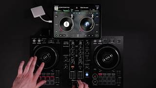 Pioneer DJ DDJ-400 with djay by Algoriddim ★ Scratch Session