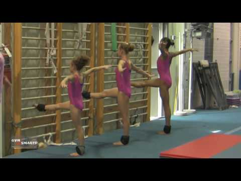 Leg Tightening Drills - Mary Lee Tracy