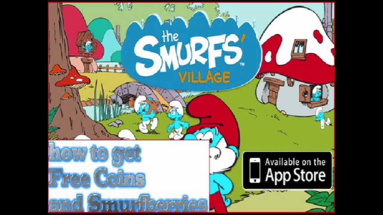 how to get smurfberries for free