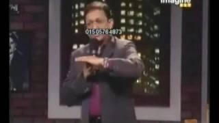 Raju Srivastava ndtv imagine raju hazir ho 1st Episode 1