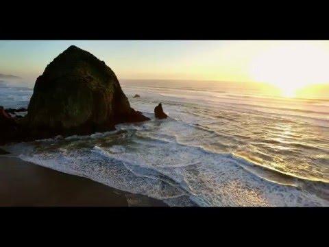 Oregon Coast By Air - DJI Inspire 1