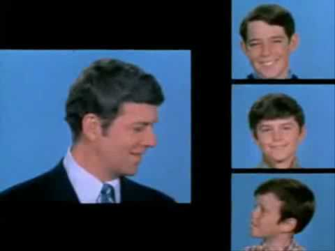 The Brady Bunch Season One Intro with Seasons Three/ Five Theme Song