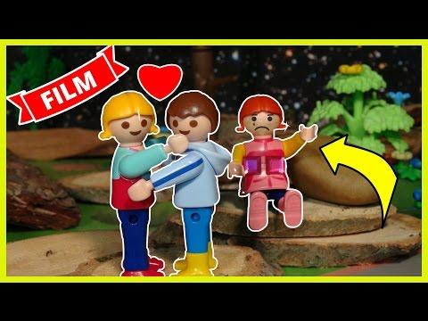 Lena, Anna & Kevin nachts ALLEINE im WALD I HAUSARREST I Playmobil Film deutsch I