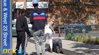 Repeat youtube video Epic Yoga Pants PRANK! (MoeAndET)