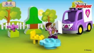 Видео обзоры LEGO Duplo Больница Доктора Плюшевой