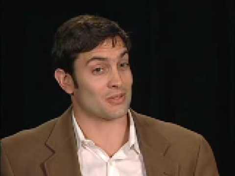 Rye Barcott: MBA/MPA 2009 - YouTube