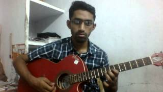 Baazigar Title Song - Guitar Tabs by Rajesh Dhar