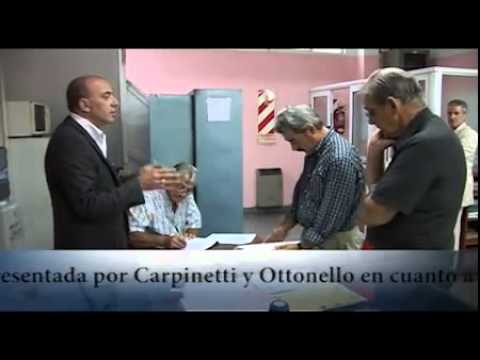 Allanamiento a la Municipalidad de Florencio Varela