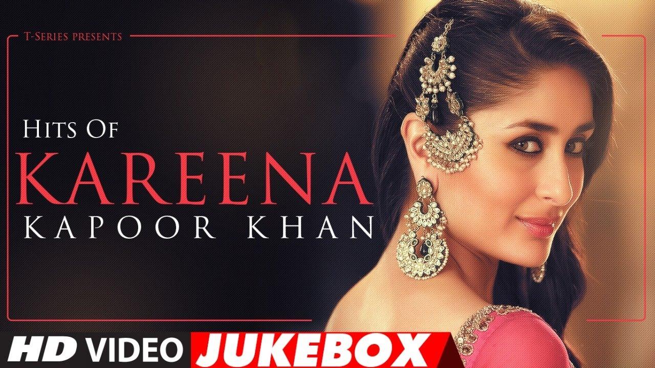 Birthday Special: HITS OF KAREENA KAPOOR KHAN SONGS | Video Jukebox | Best Of  Kareena Kapoor Khan