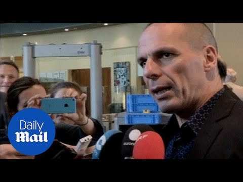 Greece's Varoufakis says great progress achieved over debt issue - Daily Mail