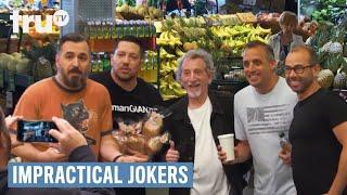 Impractical Jokers - Q Meets a Living Legend | truTV
