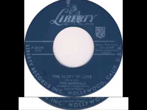 Imperials - The Glory Of Love - Liberty 55119 - 1/58